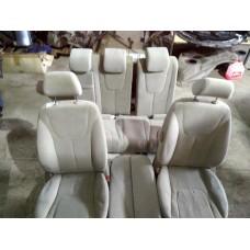Комплект сидений беж. Geely Emgrand EC7