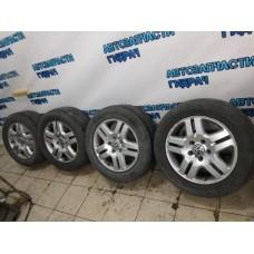 Оригинальные диски VW Touareg R18 7L6601025T