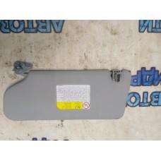 Козырек солнцезащитный праый MITSUBISHI ASX (2010) 7620A746HA Отличное состояние.