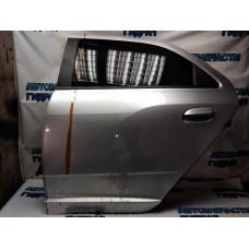 Дверь задняя левая Chevrolet Cobalt 52051152 Удовлетворительное состояние Дефект, вмятина.