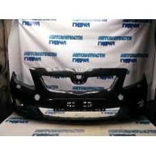 Бампер передний Toyota Corolla E15 5211912950 Хорошее состояние