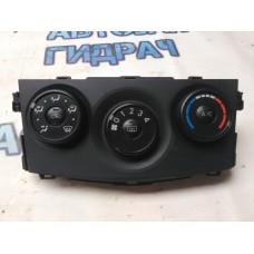 Блок управления отопителем Toyota Corolla E15 Отличное состояние