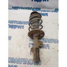 Амортизатор передний правый в сборе Toyota Corolla E15 4851080336 Хорошее состояние