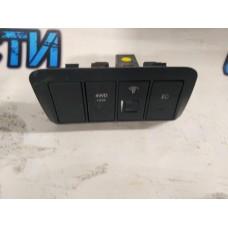 Блок кнопок Hyundai Santa Fe 09