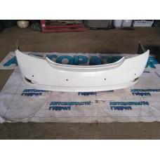 Бампер задний Hyundai Solaris 2011 866104L000 Удовлетворительное состояние.