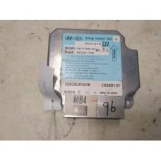 Блок управления AIR BAG Hyundai Tucson 2008 959102E310 Отличное состояние.