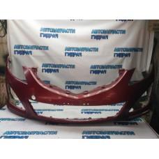 Бампер передний Mazda 6 GH 2011 GS1M50031GBB Удовлетворительное состояние Дефект. Трещина.