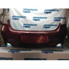 Бампер задний Mazda 6 GH 2011 GS1D50221 Удовлетворительное состояние Дефект. Царапины.