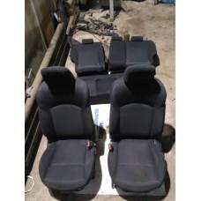 Комплект сидений Nissan Juke (F15)  Хорошее состояние.