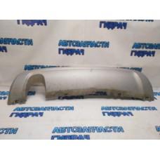 Накладка заднего бампера Nissan Terrano III 850700171R Хорошее состояние.
