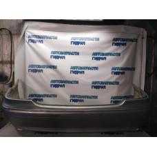 Бампер задний MERCEDES-BENZ S500L 2208800140 Отличное состояние В сборе, датчики сняты.