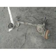 Балка задняя Renault Sandero 2011 555012371R Отличное состояние