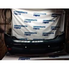 Бампер задний Toyota Corolla E150 5215912934 Отличное состояние
