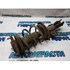 Амортизатор передний правый Toyota Corolla E150 4851080336 Хорошее состояние
