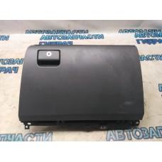 Бардачок Toyota Land Cruiser Prado 120 5550160180B0 Хорошее состояние, дефект защёлки