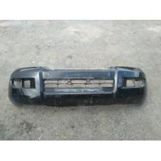 Бампер передний Toyota Land Cruiser Prado 120  5211960943 Удовлетворительное состояние Дефект. Трещины, поломаны нижние уши.