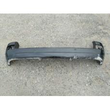 Бампер задний Toyota Land Cruiser Prado 120  5215960912 Отличное состояние