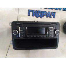 Магнитола 5M0035156D Volkswagen Polo HB 2014
