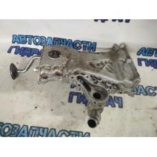 Крышка двигателя передняя 25185527 Daewoo Gentra