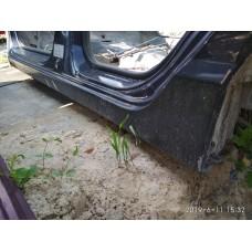 Порог со стойкой левый Honda Civic 4D Отличное состояние.