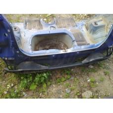 Панель задняя ниша запасного колеса KIA PICANTO SA